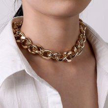 Женское короткое ожерелье чокер zovoli в стиле хип хоп простые
