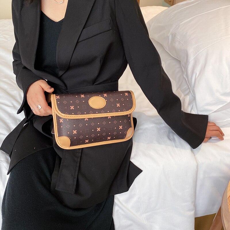 Сумки через плечо, женские Сумки из искусственной кожи, сумки на пояс, повседневные сумки для телефона, дорожные нагрудные сумки