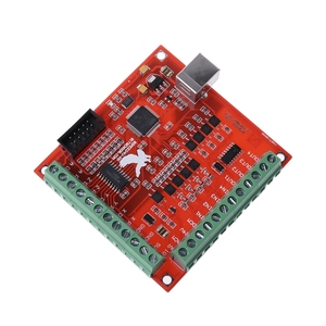 Image 4 - CNC USB MACH3 100Khz Breakout Board 4 Axis Interface Driver Motion Controller