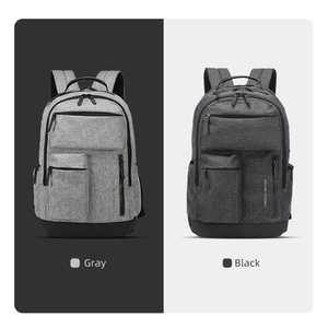 Image 5 - Mark Ryden Man Backpack Multi layer Space 15.6 inch Laptop USB Recharging Travel Male Bag Anti thief Mochila