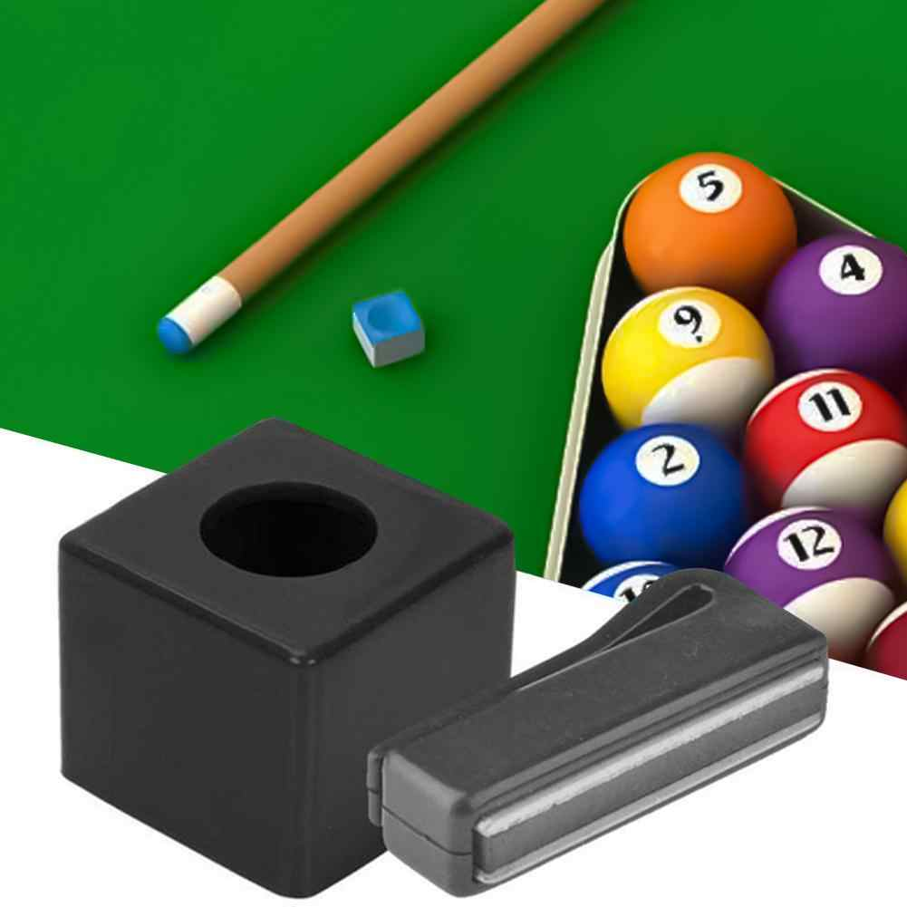 Pool Billiards Magnetic Cue Chalk Holder with Belt Clip Snooker Accessories  Portable Pool Cue Chalk Holder Tip Plastic Snooker|Snooker & Billiard  Accessories| - AliExpress