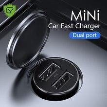 Chargeur double USB 4,8a pour voiture, 2 ports 12-24V, charge rapide, allume-cigare, adaptateur secteur pour iPhone 12
