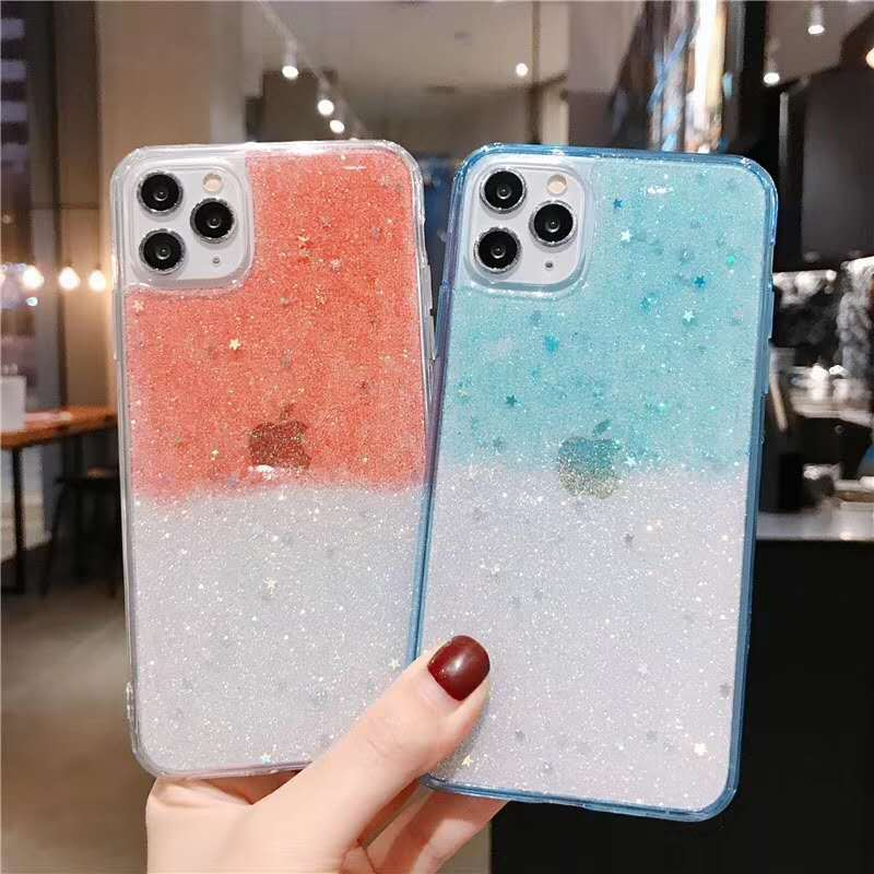 Hacbd02f46bde44548b74b458cca1b197r - Case For iPhone 11 Pro Max 11 Pro 11 XS XR X XS Max 6s 6 7 8 PlusSlim Case Phone Cases Bling Glitter