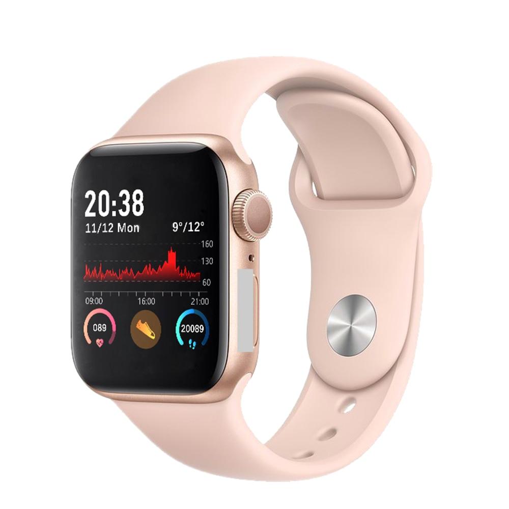 Q99 H55 Women Men 40MM 44MM Bluetooth Call Multi-sport Mode Calorie Recording Smart Watch Heart Rate Men Smartwatch PK IWO 12