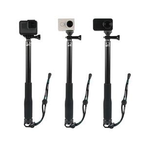 Image 5 - 36インチアルミ自己selfieスティックハンドヘルド拡張可能なポール一脚電話ホルダーアダプタ用9 8 7 6 5 4 3 + xiaomi