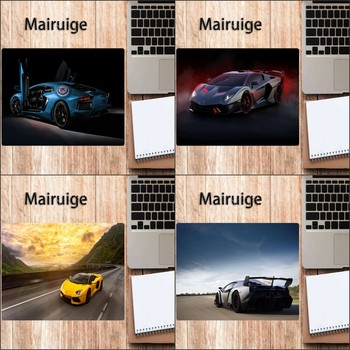 Mairuige Cool small size sports car pattern mouse pad home office computer notebook desk pad durable keyboard pad image