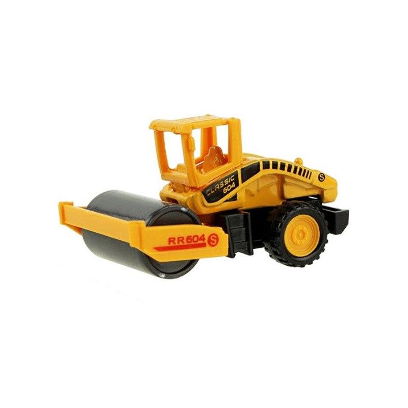 8 видов стилей мини-инженерный автомобиль трактор игрушка самосвал Модель классическая игрушка сплав автомобиль детские игрушки инженерный автомобиль - Цвет: Type 7