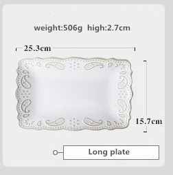 Long plate