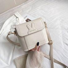 Spring and summer advanced feeling cute bag women 2020 popular new fashion student Versatile Single Shoulder Bag Messenger Bag