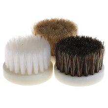 Tête de brosse pour le nettoyage des sols en bois et en céramique, 1 pièce de 40mm