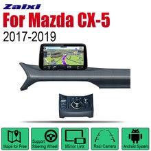 Автомобильный плеер gps навигация для mazda cx 5 2017 2018 2019