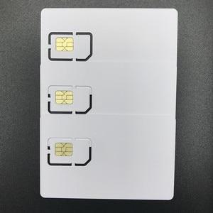 Image 2 - OYEITIMES Programable Blank 5G NR ISIM Card Mini Nano Micro Writable 5G ISIM Card for 5G SA 3GPP R16 5G Environment Operators