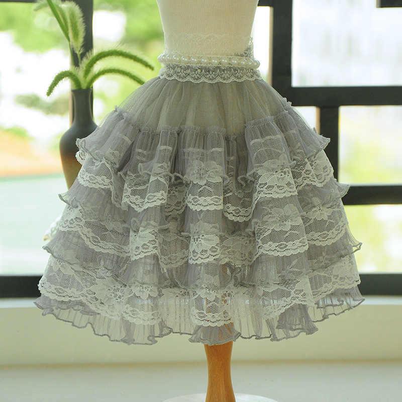 3 Couches de Plis dentelle mousseline ruban tissu À faire soi-même pour robe de mariage coudre Fée
