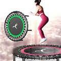 40 дюймовый батут для фитнеса, для взрослых, эластичный веревочный инструмент для упражнений в тренажерном зале