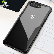 Transparent Case For Oneplus 7 Pro Case Shockproof Armor Back Cover TPU+PC Hard Bumper On For Oneplus 5 6 Funda Protective Coque s what protective pc tpu bumper frame case for lg nexus 5 light blue transparent