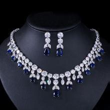 S925 стерлингового серебра модные Роскошные aaa Циркон Свадебные