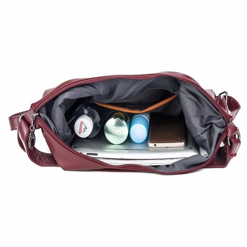 Principal Das Senhoras Grande Capacidade Sacola bolsa Feminina bolsas de couro