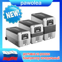 car refrigerator36L50L60Ldual temperature dual control freezer refrigerated area refrigeration compressor car dual purpose