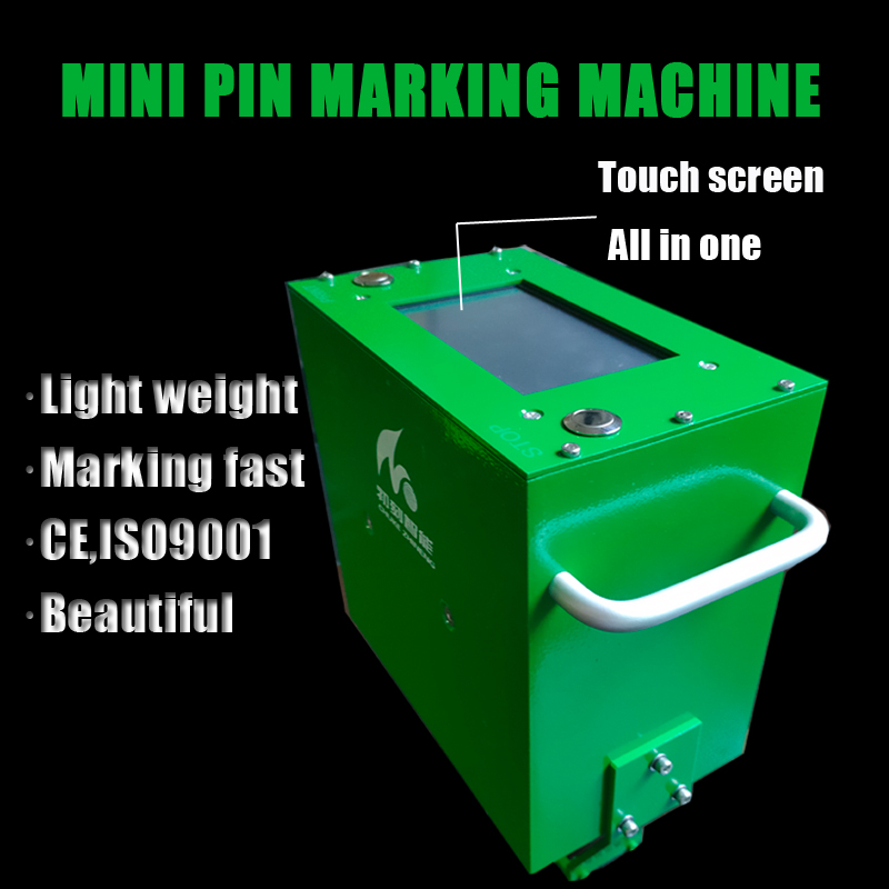 Cnc Dot Pin Marking Machine Chassis Number Machine For Motorcycles Free Shipping