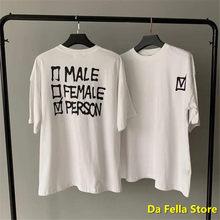 T-shirts de impressão do logotipo do sexo feminino do sexo feminino do sexo feminino do sexo masculino dos homens