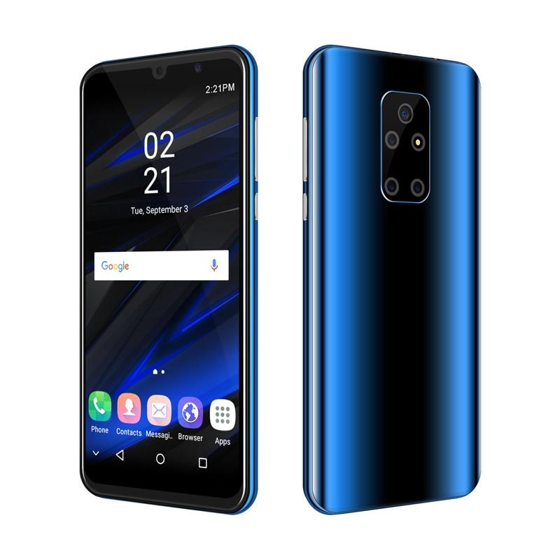 XGODY 3G смартфон с 5,5-дюймовым дисплеем, четырёхъядерным процессором, ОЗУ 1 ГБ, ПЗУ 4 Гб, 2500 мАч, Android 8,1