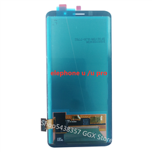 Assembly-Repair-Parts Display Touch-Screen Amoled Elephone U-Upro 100%Original for Lcd