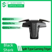 Black Shark Split Type Gaming Trigger Game Accessory PUGB COD LOL Phone GamePad 1