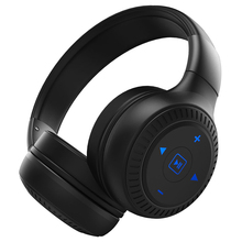 ZEALOT B20 سماعة رأس صوت مجسم لاسلكية سماعة رأس بخاصية البلوتوث HiFi Bass يدوي مع ميكروفون للهاتف أندرويد iOS