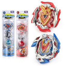 Burst Generation Super Z Series B104B105 Alloy Combat Blast Gyroscope Toy Small Ruler Launcher burst generation blast gyroscope alloy assembled combat gyro toy with ruler launcher