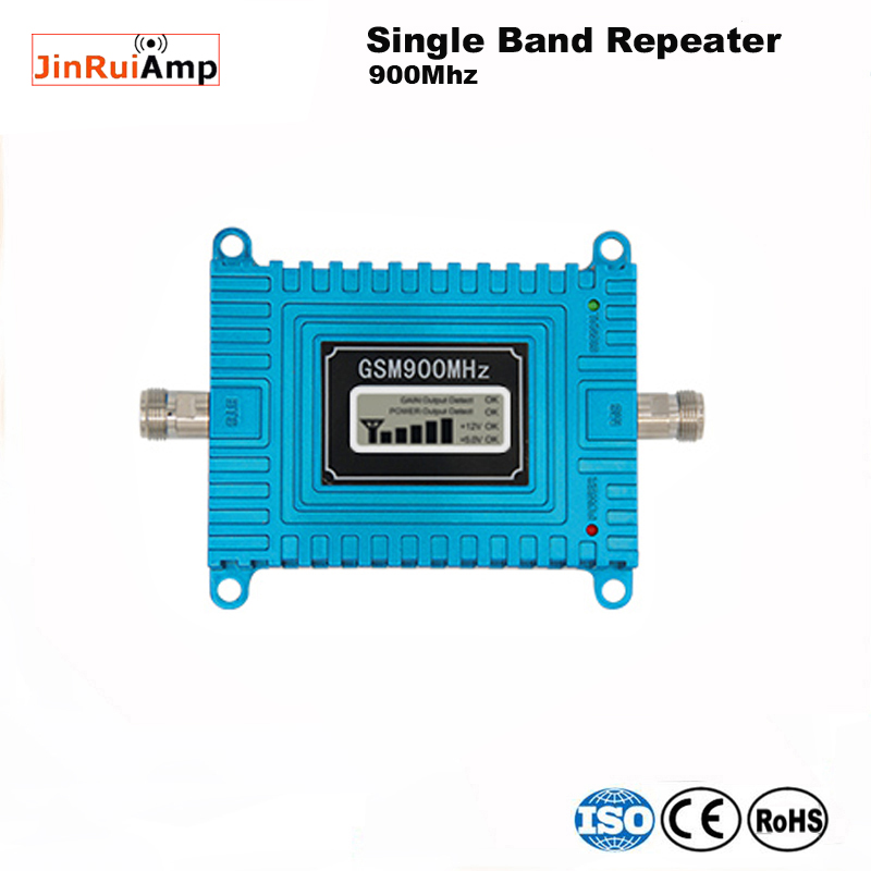 Lcd Display 2G GSM Repeater Cellular Cell Phone Mobile Signal Booster Amplifier 900 MHZ/ WCDMA/ 3G UMTS 900MHZ For Home Use