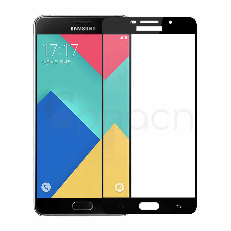 Vidrio Protector 9D para Samsung Galaxy A3 A5 A7 J3 J5 J7 2016 2017 Protector de pantalla para Samsung S7 película de vidrio templado