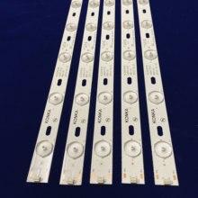 100%New KONKA KL32GT618 LED backlight 35017727 10leds 64.4cm 1set=2 pieces