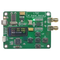 LTDZ MAX2870 STM32 23.5-6000MHz Signal Source Module USB 5V Powered Frequency and Modes Accessory
