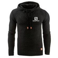 Impressão masculina moda esportiva nova algodão masculino roupas esportivas casuais ao ar livre streetwear jogging moda jaqueta de fitness calças