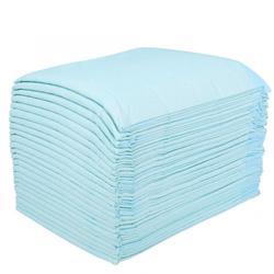 50 piezas 60x90 cm pañales adultos absorción de agua ancianos cuidado Maternal esteras L pañales adultos pantalones desechables