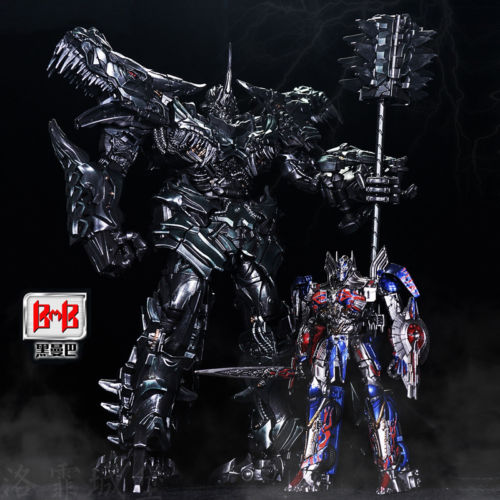 Black Mamba Transformers Ancient lord LS05 Steel lock Steel cable