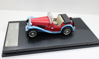 Out Of Print Fine Version 1/43 New Special Price Die Casting Metal Classic Car Model Exquisite Home Display Collectiontoy Car
