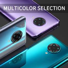 3 in 1 Carbon Fiber Camera Glass Screen Protector For Xiaomi Redmi Note 9s 8 9 Pro Max 8T 7 K30 Mi 9T 10 9 Lite Poco F2 Pro Case