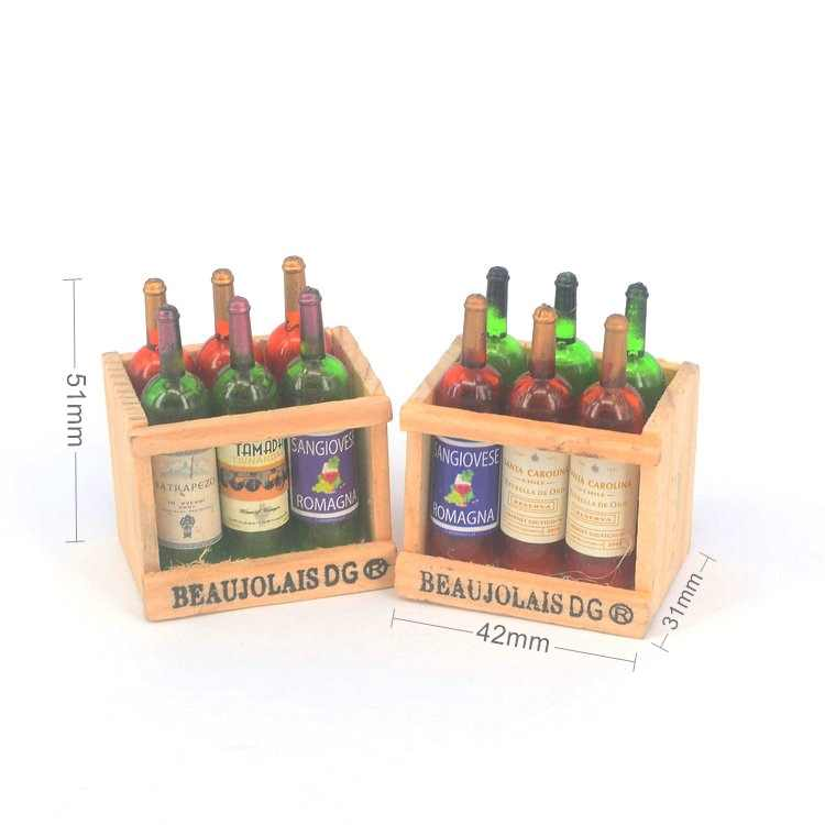 اثني عشر 12 قطعة/المجموعة الوحل السحر زجاجات كولا معزولة لعبة الراتنج البلاستيسين الوحل اكسسوارات الخرز صنع لوازم لتقوم بها بنفسك الحرف مصغرة