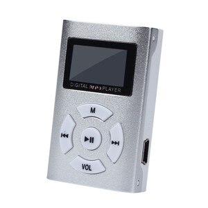 USB мини mp3-плеер, ЖК-экран, поддержка 32 ГБ Micro SD TF карты, дропшиппинг