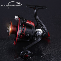 ACEXPNM Innovative 5.2:1 FishinG Reel 1000-7000 Spinning Reel Max Drag Power for Bass Pike Fishing Carp Fishing Tackles