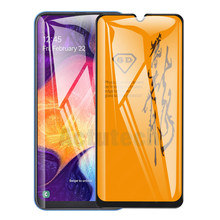 6D Full Glue Cover Tempered Glass Screen Protector Film For Xiaomi Pocophone F1 Mi A3 CC9e Redmi K20 Note 8 7 6 Pro Global(China)