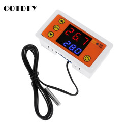Upgrade W3230 Digital Thermostat Heating Cooling Temperature Controller with Buzzer C/F AC110V-220V DC12V