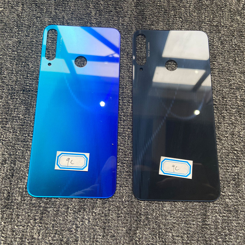 """Замена 6,39 """"Новый для Huawei Честь 9C задняя крышка корпуса батареи Задняя стеклянная панель Задняя Дверь Корпус AKA L29 LX9"""