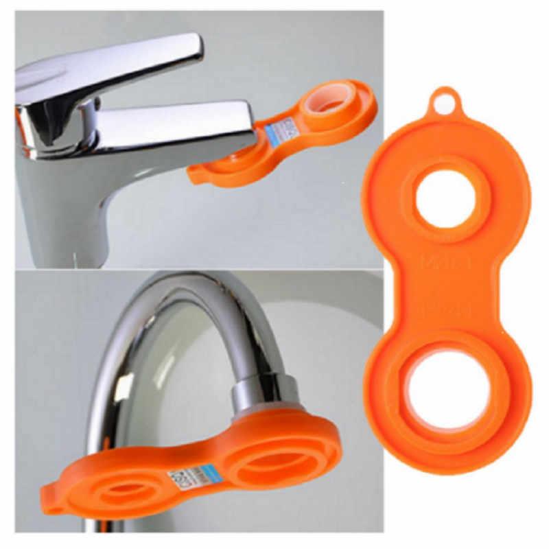 เครื่องมือพลาสติกโรยก๊อกน้ำ Aerator เครื่องสุขภัณฑ์ Sanitaryware ซ่อมแซมสำหรับ Home Improvement เหมาะสำหรับก๊อกน้ำ 20-28 มม.