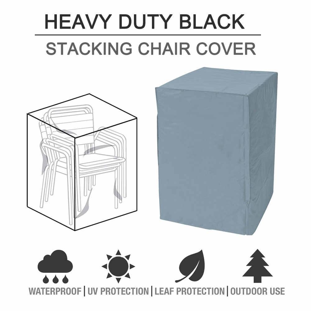 Stacking Chair Cover Patio Garden