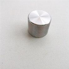 4 шт. алюминиевая пластиковая ручка потенциометра 21,5*17 мм крышка потенциометра автомобиля ручка переключатель Крышка кодер для усилителя