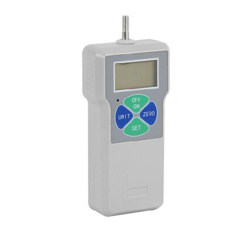 SF 2-500 Digital Force Gauge Push and Pull Tester N/Kg/Lb Switch 100-240V Gauge