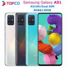 Samsung Galaxy A51 A5160 Original Handy Dual Sim Octa Core Exynos 9611 6.5