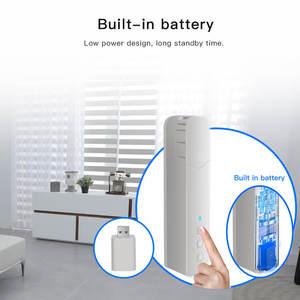 Image 4 - Zemismart New Update Tuya WiFi Roller Shade Driver Built in Battery Blind Motor Alexa Google Assistant Voice Control